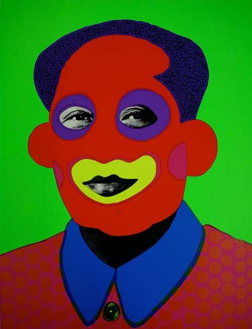 clown mao